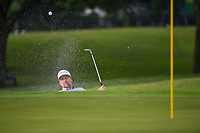 Ian Poulter (GBR) hits from the trap on 2 during round 4 of the 2019 Charles Schwab Challenge, Colonial Country Club, Ft. Worth, Texas,  USA. 5/26/2019.<br /> Picture: Golffile | Ken Murray<br /> <br /> All photo usage must carry mandatory copyright credit (© Golffile | Ken Murray)