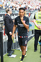 Jonathan de Guzman (Eintracht Frankfurt) - 01.08.2019: Eintracht Frankfurt vs. FC Flora Tallinn, UEFA Europa League, Qualifikation 2. Runde, Commerzbank Arena<br /> DISCLAIMER: DFL regulations prohibit any use of photographs as image sequences and/or quasi-video.