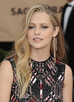 www.acepixs.com<br /> <br /> January 29 2017, LA<br /> <br /> Teresa Palmer arriving at the 23rd Annual Screen Actors Guild Awards at The Shrine Expo Hall on January 29, 2017 in Los Angeles, California<br /> <br /> By Line: Peter West/ACE Pictures<br /> <br /> <br /> ACE Pictures Inc<br /> Tel: 6467670430<br /> Email: info@acepixs.com<br /> www.acepixs.com