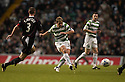 26/11/2005         Copyright Pic : James Stewart.File Name : sct_jspa17 celtic v dunfermline.PETROV SHOOTS AT GOAL...Payments to :.James Stewart Photo Agency 19 Carronlea Drive, Falkirk. FK2 8DN      Vat Reg No. 607 6932 25.Office     : +44 (0)1324 570906     .Mobile   : +44 (0)7721 416997.Fax         : +44 (0)1324 570906.E-mail  :  jim@jspa.co.uk.If you require further information then contact Jim Stewart on any of the numbers above.........