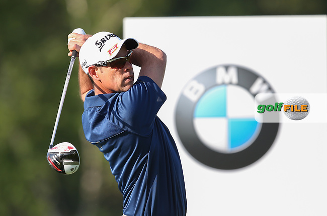 Jaco Van Zyl (RSA) posted a 68 during Round Two of the 2015 BMW International Open at Golfclub Munchen Eichenried, Eichenried, Munich, Germany. 26/06/2015. Picture David Lloyd | www.golffile.ie