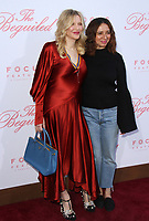 12 June 2017 - Los Angeles, California - Courtney Love and Maya Rudolph. The Beguiled Premiere held at the Directors Guild of America. Photo Credit: AdMedia