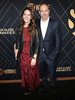 04 January 2020 - West Hollywood, California - Jana Winograde. Showtime Golden Globe Nominees Celebration held at Sunset Tower Hotel. Photo Credit: Billy Bennight/AdMedia