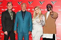 DEC 16 The Voice UK Press Launch