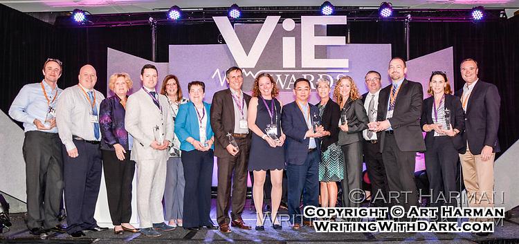 Conference awards presentation