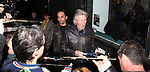 Roger Waters after a performance in 'The Exonerated' at the Culture Project in New York City. November 27, 2012.