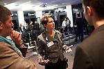 6.10.2013, Berlin, Amano Rooftop Conference Center. High-Tech Forum Berlin. Deidre Berger