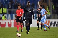 Mario Balotelli Delusione Dejection <br /> Roma 02-11-2017 Stadio Olimpico Uefa Europa League 2017/2018 Lazio - Nizza / Lazio - Nice Foto Andrea Staccioli / Insidefoto