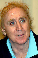 Actor/Writer/Comedian Gene Wilder signs copies of his new book &quot;My French Whore, A Love Story&quot; at the Barnes and Noble bookstore on 46th Street and 5th Avenue in New York City on March 15, 2007.<br />