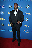 BEVERLY HILLS, CA - FEBRUARY 3: Marcus Henderson at the 70th Annual Directors Guild of America Awards (DGA, DGAs), at The Beverly Hilton Hotel in Beverly Hills, California on February 3, 2018.  <br /> CAP/MPI/FS<br /> &copy;FS/Capital Pictures