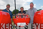 Kilflynn Vintage Rally : Attending the Kilflynn Vintage rally on Sunday were Noel Quille, Ballybunion, Mike Carroll, Ballyduff & Eddie Joe Collins, Asdee.