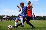 Football - Beachlands Maraetai AFC v South Auckland Rangers AFC, 1 April 2017