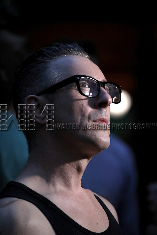 Actor Alan Cumming attending the Opening Night Performance of The Public Theater's 'InTo The Woods' at the Delacorte Theater in New York City on 8/9/2012. © Walter McBride/WM Photography