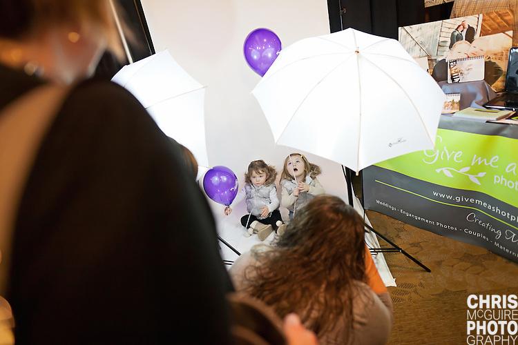 02/12/12 - Kalamazoo, MI: Kalamazoo Baby & Family Expo.  Photo by Chris McGuire.  R#6/9