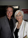 Frank Dicopoulos (Guiding Light) poses with actress Olympia Dukakis (Search for Tomorrow) at Loukoumi & Friends Concert held on June 23, 2014 at the Scholastic Theatre, New York City, New York. Proceeds will benefit The Loukoumi Make a Difference Foundation. Foundation first project will be the Make A Difference with Loukoumi television special airing on FOX stations Oct 19-20. (Photo by Sue Coflin/Max Photos)