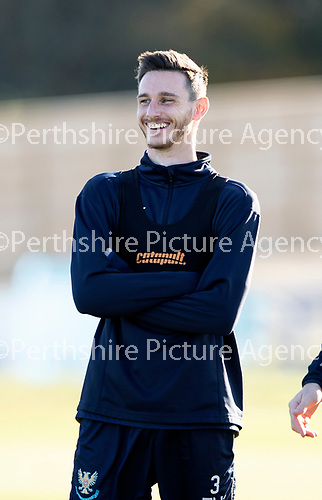 St Johnstone Training….  McDiarmid Park…26.10.18<br />