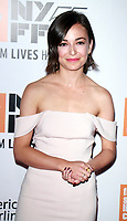NEW YORK, NY September 28, 2017 Kate Easton attend 55th New York Film Festival opening night premiere of Last Flag Flying at Alice Tully Hall Lincoln Center in New York September 28,  2017.Credit:RW/MediaPunch