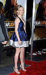 """HOLLYWOOD, CA. - February 01: Amanda Seyfried arrives at the """"Dear John"""" World Premiere held at Grauman's Chinese Theatre on February 1, 2010 in Hollywood, California."""