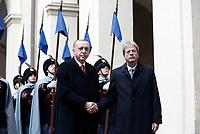 Italia -Turchia incontro a Palazzo Chigi
