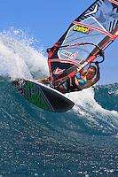 Windsurf à Hawaii.