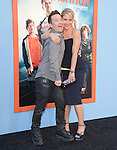 Christina Applegate and Dave Faustino attends The Warner Bros. Pictures' L.A. Premiere of Vacation held at The Regency Village Theatre  in Westwood, California on July 27,2015                                                                               © 2015 Hollywood Press Agency