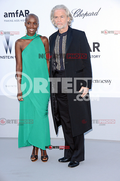 "Hermann Buehlbecker and guest attending the ""On the Road"" Premiere during the 65th annual International Cannes Film Festival in Cannes, France, 23rd May 2012...Credit: Timm/face to face, / Mediapunchinc"
