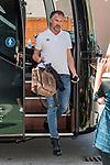 04.07.2019, DasPosthotel, Zell am Ziller, AUT, TL Werder Bremen Zell am Ziller / Zillertal Tag 00<br /> <br /> im Bild<br /> Frank Baumann (Geschäftsführer Fußball Werder Bremen), <br /> bei Ankunft der Spieler / Trainerteam am Teamhotel, <br /> <br /> Foto © nordphoto / Ewert