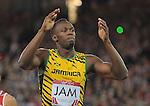 01/08/2014 - Athletics- Commonwealth Games Glasgow 2014 - Hampden Park - Glasgow - UK