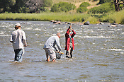Fishermen and Women fishing the Upper Colorado River from Rancho to Sate Bridge, August 14, 2013, AM, Bond, Colorado - WhiteWater-Pix | River Adventure Photography - by MADOGRAPHER Doug Mayhew