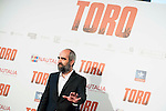 "Luis Tosar attends to the premiere of the spanish film ""Toro"" at Kinepolis Cinemas in Madrid. April 20, 2016. (ALTERPHOTOS/Borja B.Hojas)"