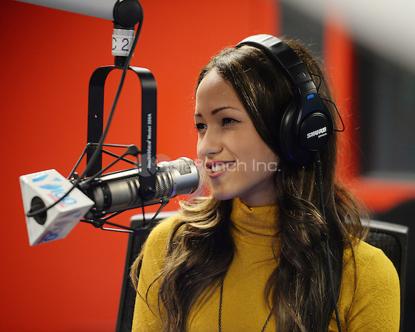 FORT LAUDERDALE, FL - DECEMBER 02: Skylar Stecker visits Radio Station Y-100 on December 2, 2015 in Fort Lauderdale, Florida. Credit: mpi04/MediaPunch