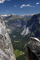 Lost Arrow Rock Climbers - Yosemite National Park, California.