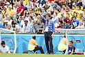Fabio Capello (RUS), JUNE 22, 2014 - Football / Soccer : FIFA World Cup Brazil 2014 Group H match between Belgium 1-0 Russia at the Maracana stadium in Rio de Janeiro, Brazil. (Photo by AFLO)