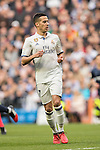 Lucas Vazquez of Real Madrid looks on during their La Liga 2016-17 match between Real Madrid and Malaga CF at the Estadio Santiago Bernabéu on 21 January 2017 in Madrid, Spain. Photo by Diego Gonzalez Souto / Power Sport Images
