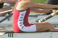 Nottingham, ENGLAND.  <br />  <br />   <br /> Commonwealth Regatta - Nottingham<br /> 20020818<br /> CAN W4-