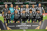 MEDELLÍN -COLOMBIA-13-04-2017. Atlético Nacional de Colombia y Botafogo de Brasil en partido por la fecha 2, fase de grupos, de la Copa CONMEBOL Libertadores Bridgestone 2017 jugado en el estadio Atanasio Girardot de la ciudad de Medellín. / Atletico Nacional of Colombia and Botafogo of Brasil in match for the date 2, group  phase, of the Copa CONMEBOL Libertadores Bridgestone 2017 played at Atanasio Girardot stadium in Medellin city. Photo: VizzorImage/ León Monsalve /Cont