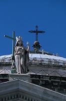 Italy ,Campania ,Naples,Napoli,Church of St. Francesco di Paola