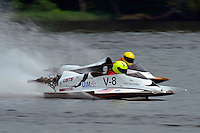 V-8 and 9   (PRO Outboard Hydroplane)