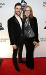 Adam Kantor with his mom attends the 61st Annual Grammy Nominee Celebration at Second on January 28, 2019 in New York City.