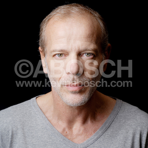 Portrait of Pascal Greggory photographed by Kevin Abosch