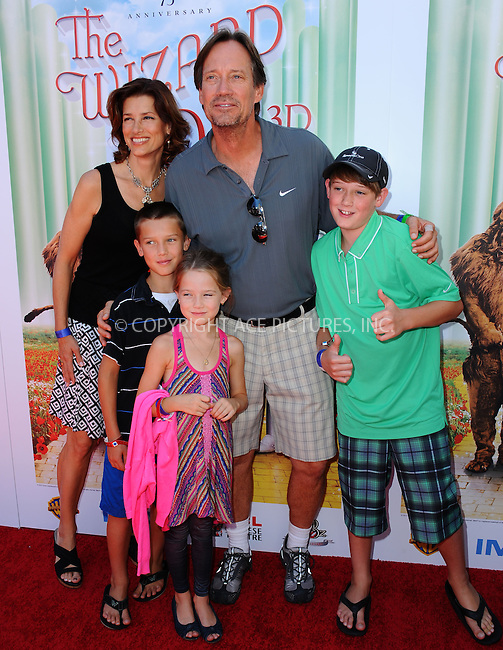 WWW.ACEPIXS.COM<br /> <br /> September 15 2013, LA<br /> <br /> Kevin Sorbo and family at 'The Wizard Of Oz 3D' world premiere at TCL Chinese Theatre on September 15, 2013 in Hollywood, California.<br /> <br /> <br /> By Line: Peter West/ACE Pictures<br /> <br /> <br /> ACE Pictures, Inc.<br /> tel: 646 769 0430<br /> Email: info@acepixs.com<br /> www.acepixs.com