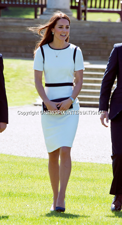 10.06.2014;Greenwich, LONDON: CATHERINE, DUCHESS OF CAMBRIDGE<br /> met supporters of the bid to launch a British Team for the America's Cup, headed by Sir Ben Ainslie and Sir Keith Mills.<br /> She also met crew and boat designers before viewing an America's Cup class boat at the The National Maritime Museum.<br /> Mandatory Photo Credit: Dias/NEWSPIX INTERNATIONAL<br /> **ALL FEES PAYABLE TO: &quot;NEWSPIX INTERNATIONAL&quot;**<br /> <br /> PHOTO CREDIT MANDATORY!!: NEWSPIX INTERNATIONAL(Failure to credit will incur a surcharge of 100% of reproduction fees)<br /> <br /> IMMEDIATE CONFIRMATION OF USAGE REQUIRED:<br /> Newspix International, 31 Chinnery Hill, Bishop's Stortford, ENGLAND CM23 3PS<br /> Tel:+441279 324672  ; Fax: +441279656877<br /> Mobile:  0777568 1153<br /> e-mail: info@newspixinternational.co.uk