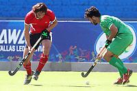 Cocha 2018 HCV Chile vs Brasil