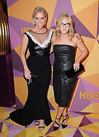 07 January 2018 - Beverly Hills, California - Cheryl Hines, Rachael Harris. 2018 HBO Golden Globes After Party held at The Beverly Hilton Hotel in Beverly Hills. <br /> CAP/ADM/BT<br /> &copy;BT/ADM/Capital Pictures