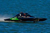 """Steve Kuhr, Y-1 """"Shenanigans""""                (1 Litre MOD hydroplane(s)"""