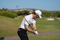 Brandon Stone (RSA) during Round 3 of the Portugal Masters, Dom Pedro Victoria Golf Course, Vilamoura, Vilamoura, Portugal. 26/10/2019<br /> Picture Andy Crook / Golffile.ie<br /> <br /> All photo usage must carry mandatory copyright credit (© Golffile   Andy Crook)