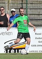 KSK GELUWE :<br /> Jeroen Vandenbulcke<br /> <br /> Foto VDB / Bart Vandenbroucke
