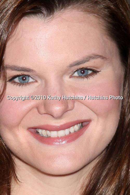 "Heather Tom .Guinness World Records®  presents THE BOLD AND THE BEAUTIFUL with the certification as the  ""Most Popular Daytime TV Soap - Current..Bold & Beautiful Set, Stage 31, CBS Televsion CIty.Los Angeles, CA.May 18, 2010.©2010 Kathy Hutchins / Hutchins Photo.."