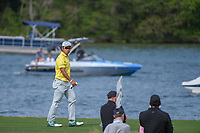 Hideki Matsuyama (JPN) heads down 14 during day 2 of the WGC Dell Match Play, at the Austin Country Club, Austin, Texas, USA. 3/28/2019.<br /> Picture: Golffile | Ken Murray<br /> <br /> <br /> All photo usage must carry mandatory copyright credit (© Golffile | Ken Murray)