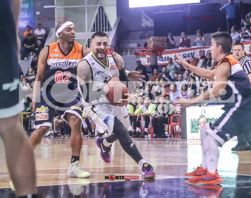 Rayos vs Nauticos Cibacopa2016.<br /> Foto: NortePhoto.com